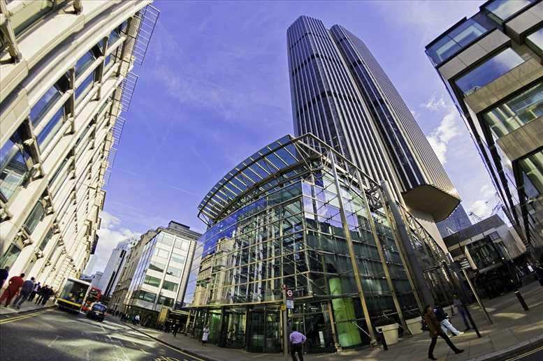 Photo of Office Space available to rent on Tower 42, 25 Old Broad Street, City of London, Bishopsgate