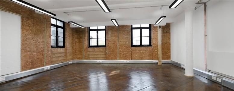 Haringey Office Space for Rent on The Chocolate Factory, Clarendon Road, Wood Green