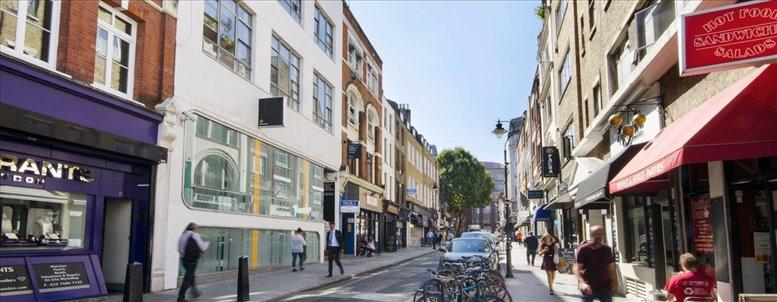 14 Greville Street, Farringdon Office for Rent Farringdon
