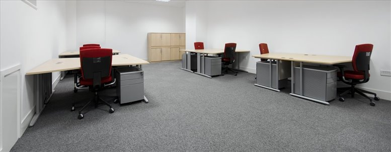 Picture of 14 Greville Street, Farringdon Office Space for available in Farringdon