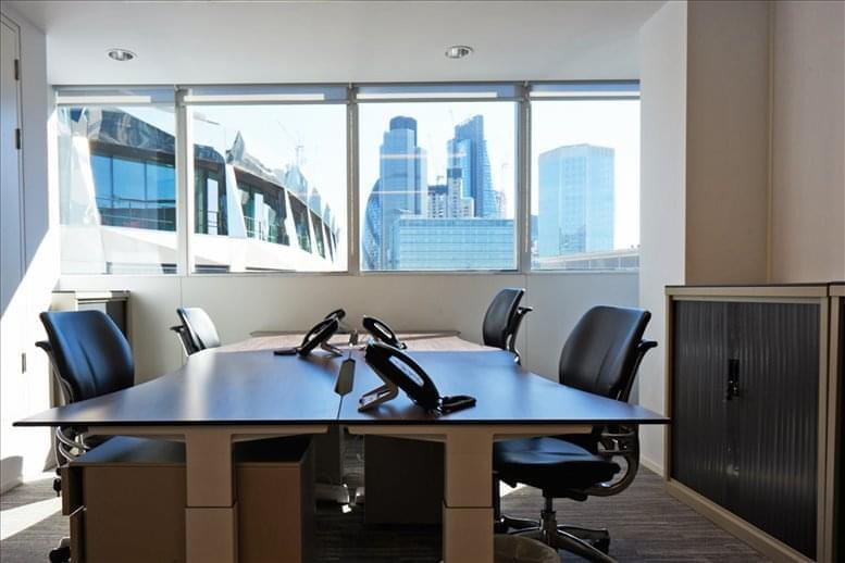 Photo of Office Space on City Tower, 40 Basinghall Street Moorgate