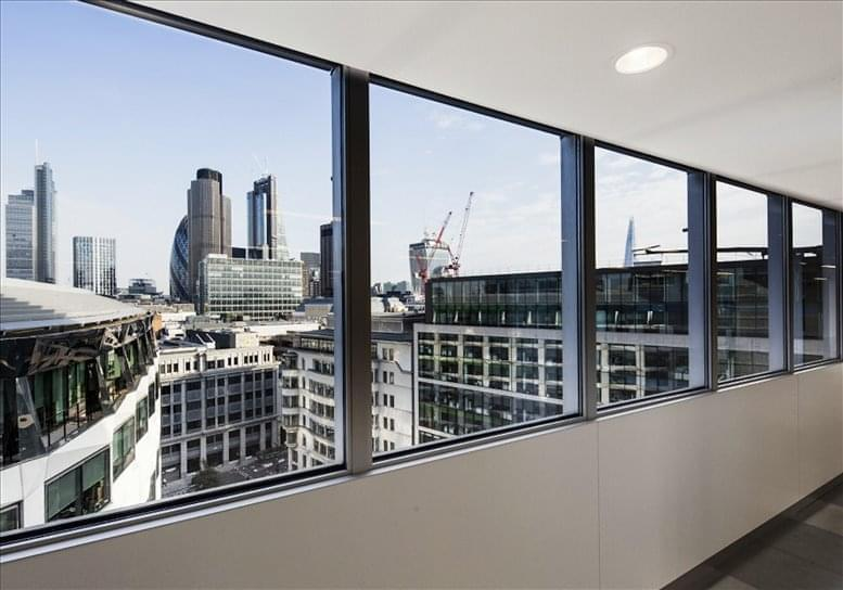 City Tower, 40 Basinghall Street Office for Rent Moorgate