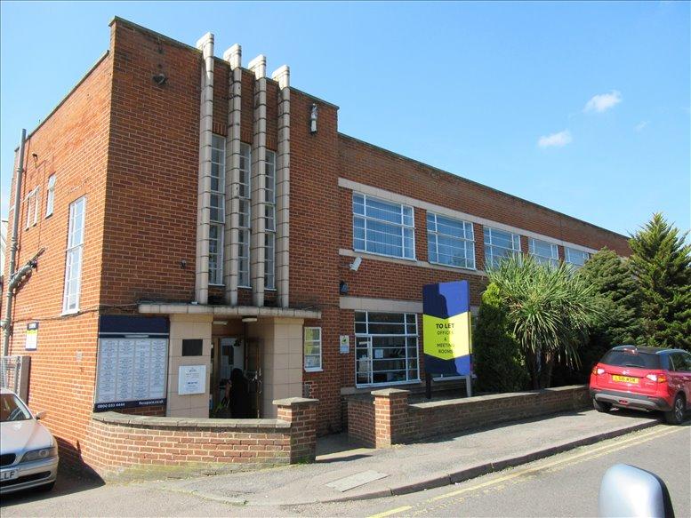 5 Elstree Way, Borehamwood Office Space Barnet