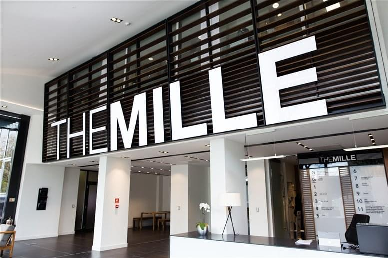 Image of Offices available in Brentford: The Mille, 1000 Great West Road