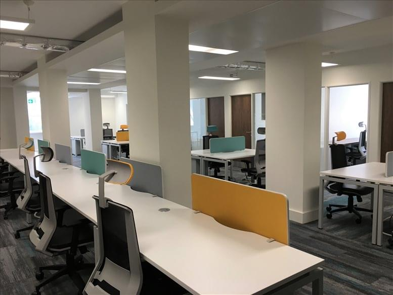 Photo of Office Space available to rent on The Mille, 1000 Great West Road, Brentford