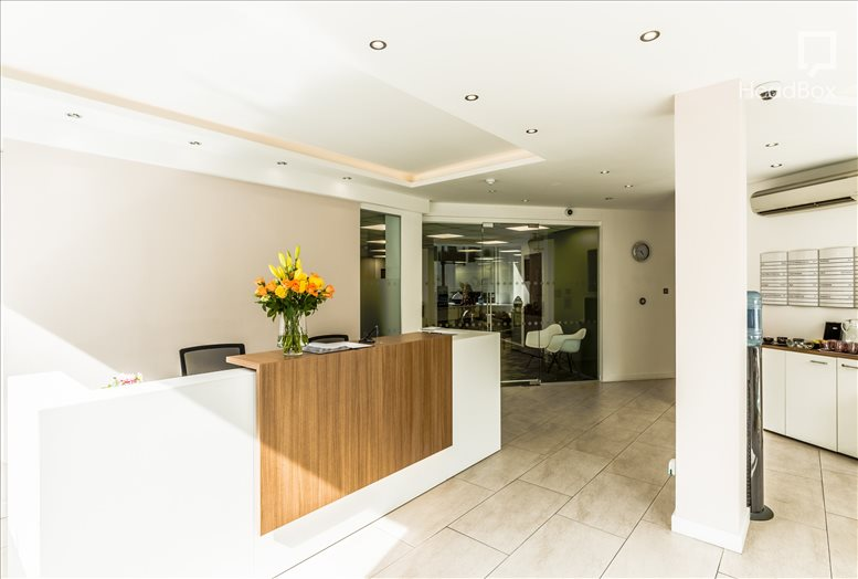 Image of Offices available in Hackney: 64 Great Eastern Street, London