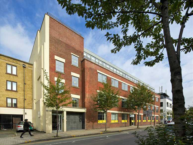 Lighterman House, Wharfdale Road available for companies in Kings Cross