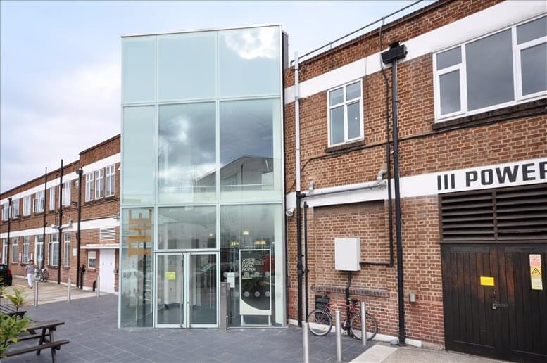 The Light Box, 111 Power Road Office Space Chiswick