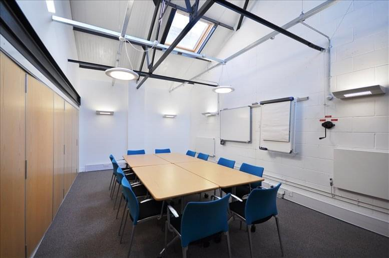 Rent Chiswick Office Space on The Light Box, 111 Power Road