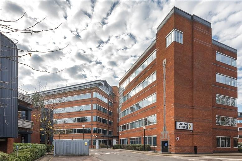4 Imperial Place, Maxwell Road, Borehamwood Office Space Barnet