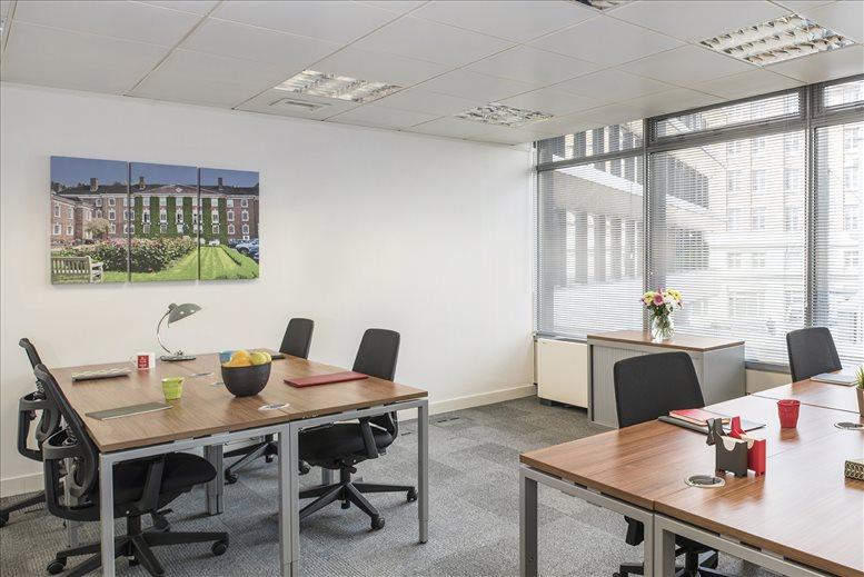 Holborn Gate, 330 High Holborn Office for Rent High Holborn