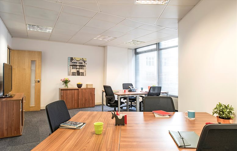Picture of Holborn Gate, 330 High Holborn Office Space for available in High Holborn