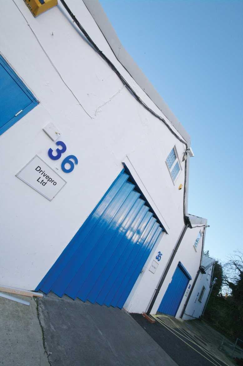 The Wenta Business Centre, Colne Way Office for Rent Watford