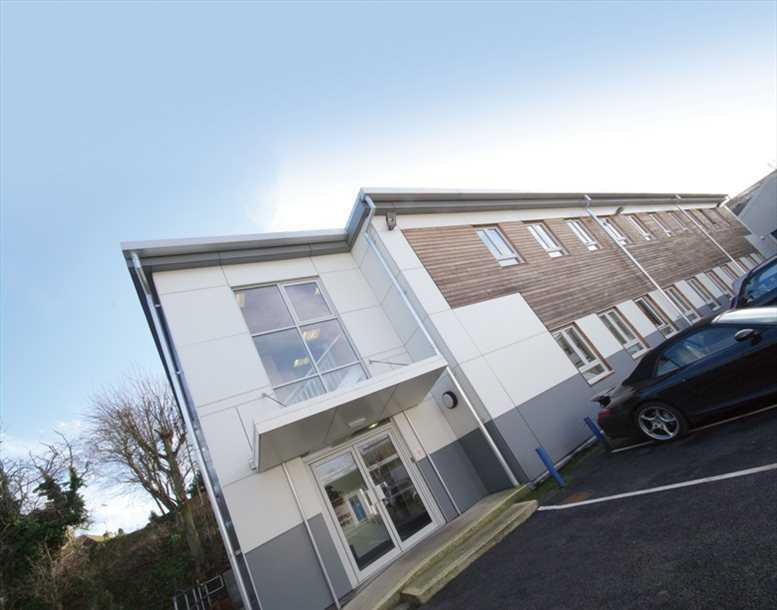 Office for Rent on The Wenta Business Centre, Colne Way Watford