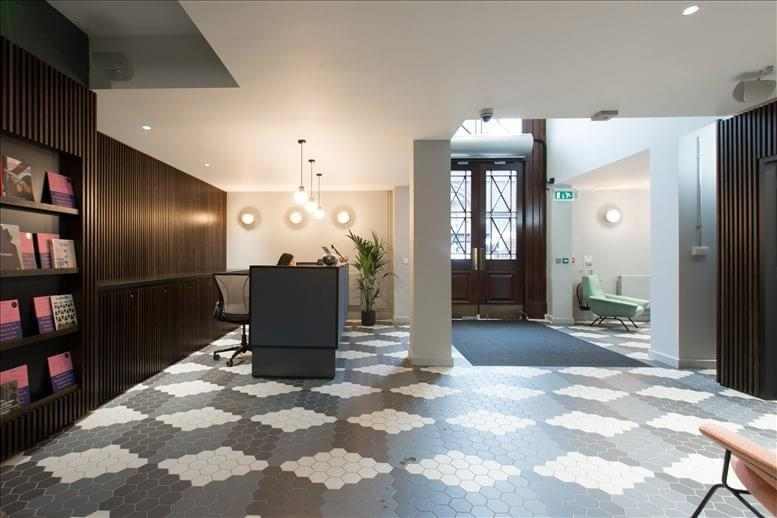 Picture of 81 Rivington Street, London Office Space for available in Shoreditch