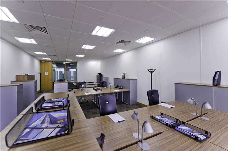 Photo of Office Space on One Canada Square, 37th Fl Canary Wharf