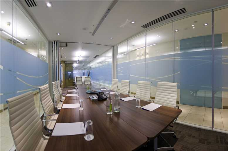 Picture of One Canada Square, 37th Fl Office Space for available in Canary Wharf