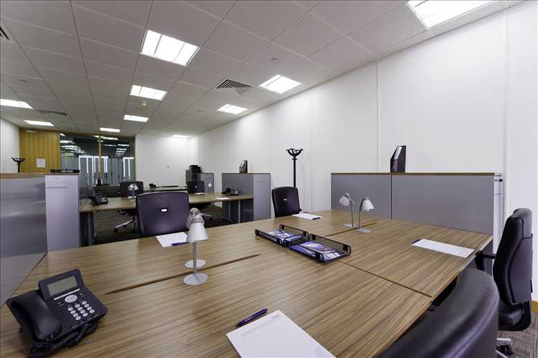 Office for Rent on One Canada Square, 37th Fl Canary Wharf