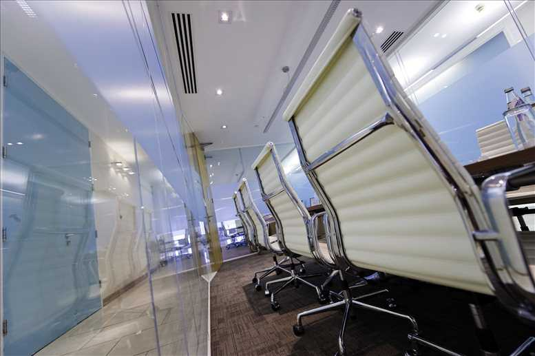 Image of Offices available in Canary Wharf: One Canada Square, 37th Fl