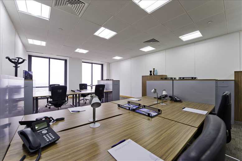 Photo of Office Space available to rent on One Canada Square, 37th Fl, Canary Wharf
