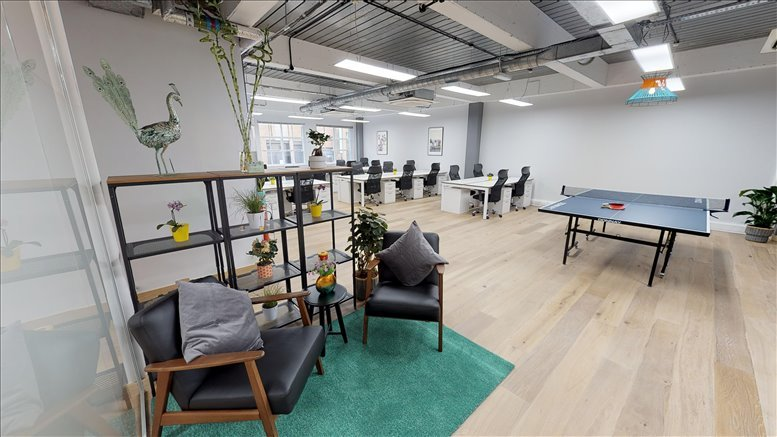 Shoreditch Office Space for Rent on Rivington Studios, 2 Bath Place, Rivington Street, East End