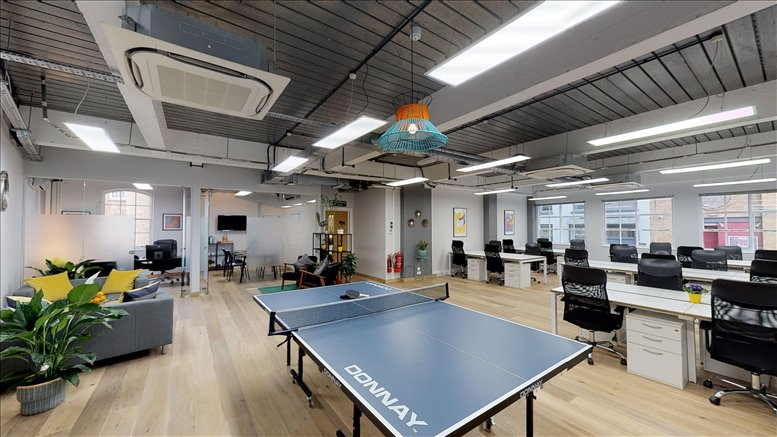 Rent Shoreditch Office Space on Rivington Studios, 2 Bath Place, Rivington Street, East End