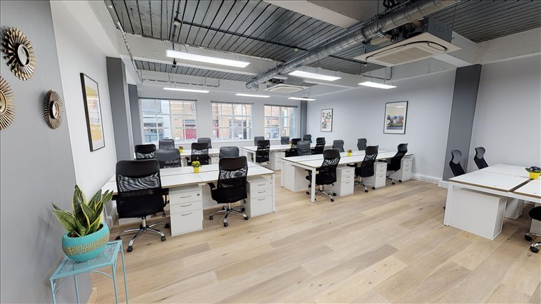 Photo of Office Space available to rent on Rivington Studios, 2 Bath Place, Rivington Street, East End, Shoreditch