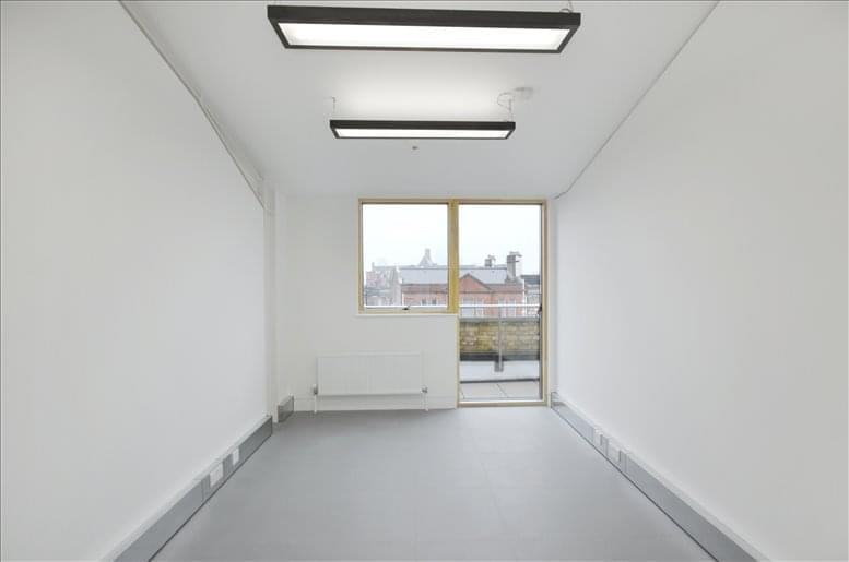 Image of Offices available in Vauxhall: Kennington Park Business Centre, 1-3 Brixton Road, Kennington