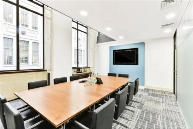 Office for Rent on 41 Lothbury, Square Mile The City