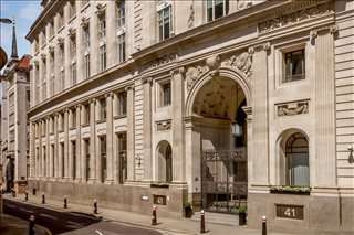 Photo of Office Space on 41 Lothbury, Square Mile - City of London