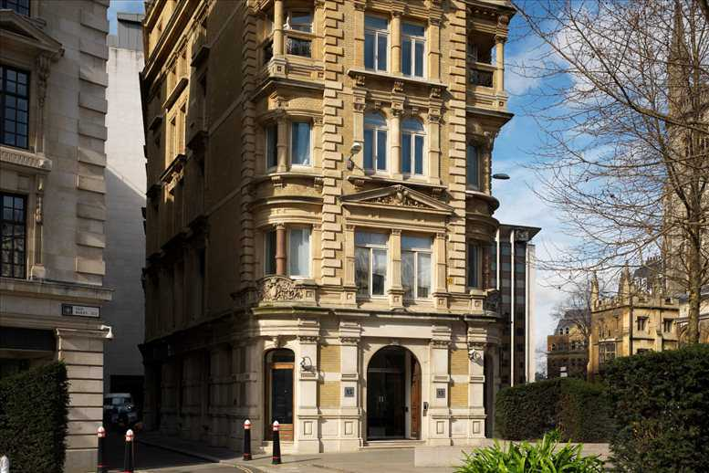 15 Old Bailey Office Space St Pauls