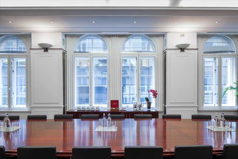 15 Old Bailey Office for Rent St Pauls