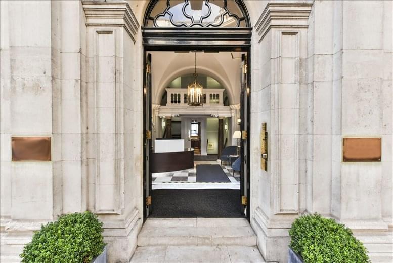 Hudson House, 8 Tavistock Street available for companies in Covent Garden