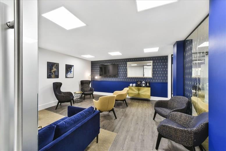Hudson House, 8 Tavistock Street Office for Rent Covent Garden