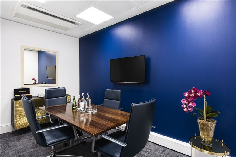 Image of Offices available in Covent Garden: Hudson House, 8 Tavistock Street