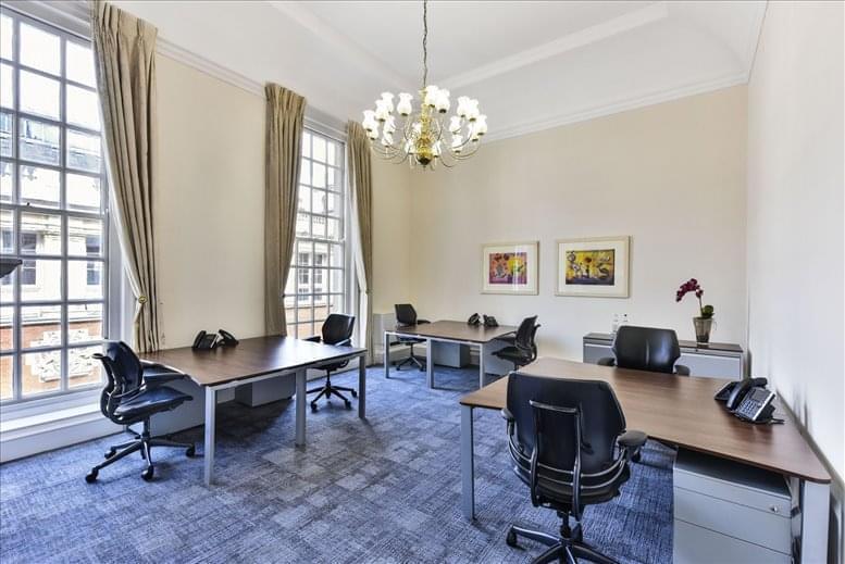 Covent Garden Office Space for Rent on Hudson House, 8 Tavistock Street