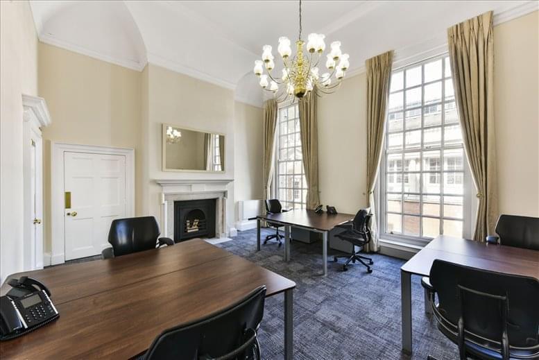 Rent Covent Garden Office Space on Hudson House, 8 Tavistock Street