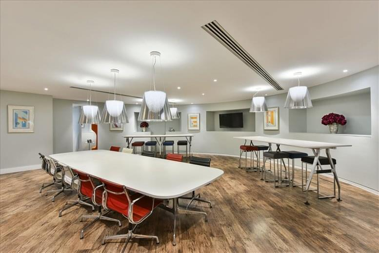 Photo of Office Space on No 1 Cornhill, London The City