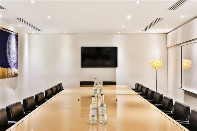 Photo of Office Space available to rent on No 1 Cornhill, London, The City