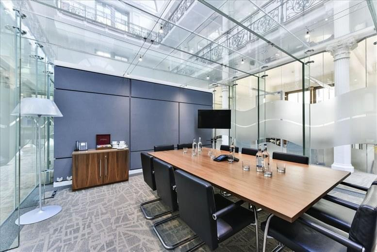 Central Court, 25 Southampton Buildings Office for Rent Chancery Lane