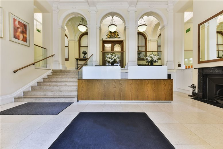 Chancery Lane Office Space for Rent on Central Court, 25 Southampton Buildings