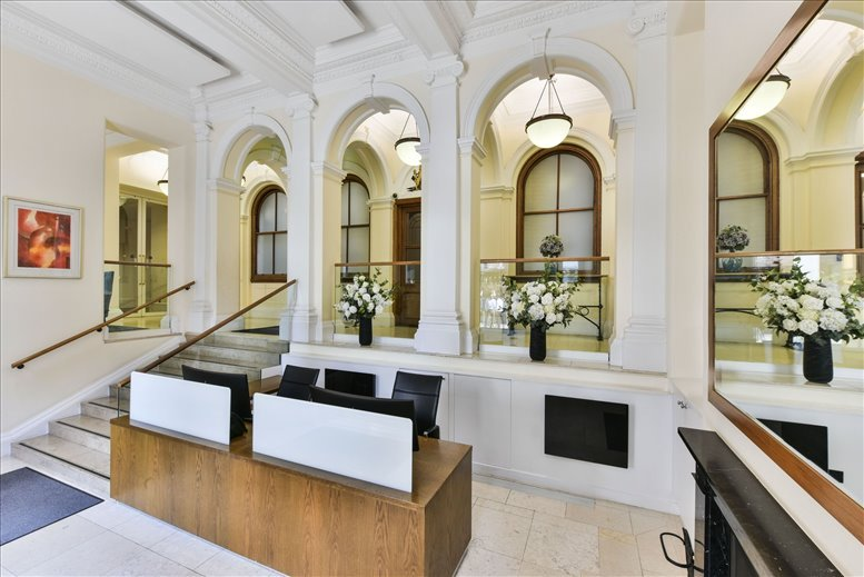 Rent Chancery Lane Office Space on Central Court, 25 Southampton Buildings