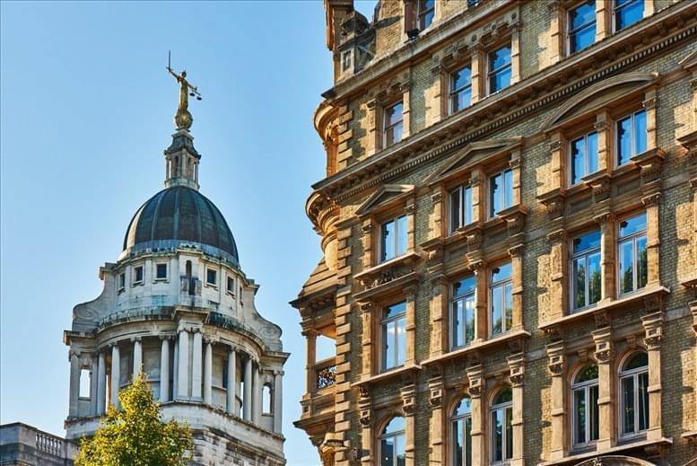 Picture of 6 Snow Hill, Farringdon Office Space for available in St Pauls