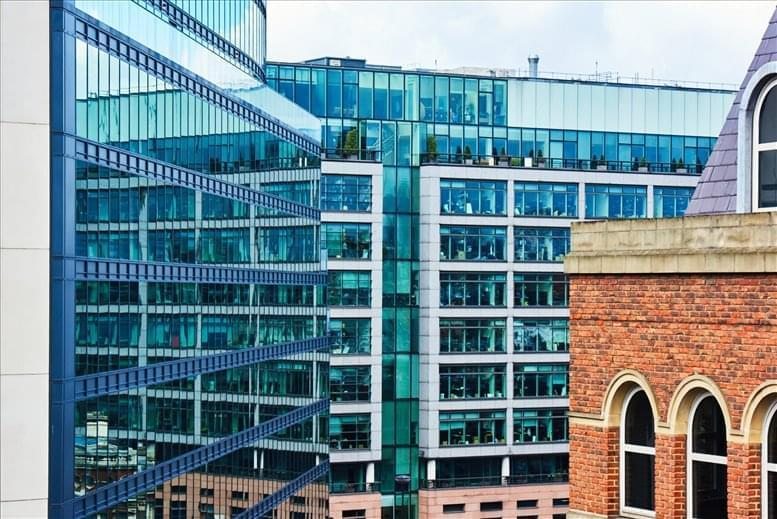 Image of Offices available in St Pauls: 6 Snow Hill, Farringdon