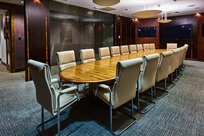 6 Snow Hill, Farringdon Office for Rent St Pauls