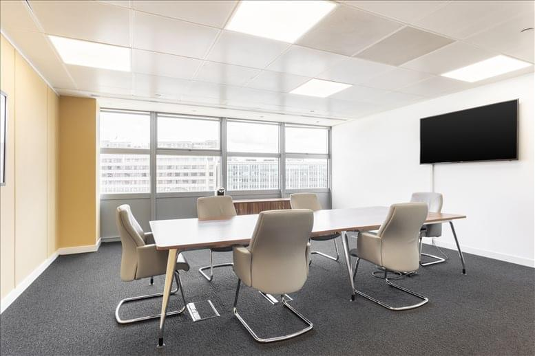 111 Buckingham Palace Road Office for Rent Victoria