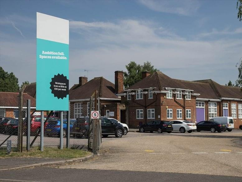 Image of Offices available in Barnet: Alexander Road, London Colney, St Albans