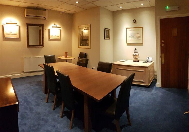 10 Ironmonger Lane, London City Office Space Bank
