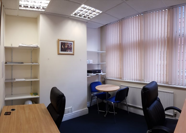 Picture of 10 Ironmonger Lane, London City Office Space for available in Bank
