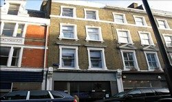 74 Great Titchfield Street, Fitzrovia available for companies in Oxford Circus